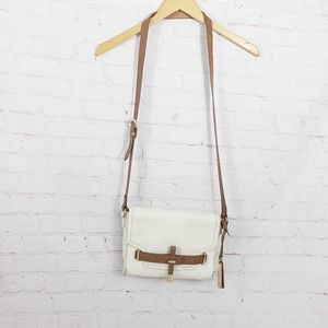 Vince Camuto leather snake embossed Crossbody